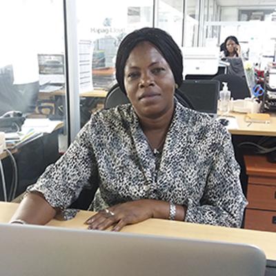Marcelline Kouadio